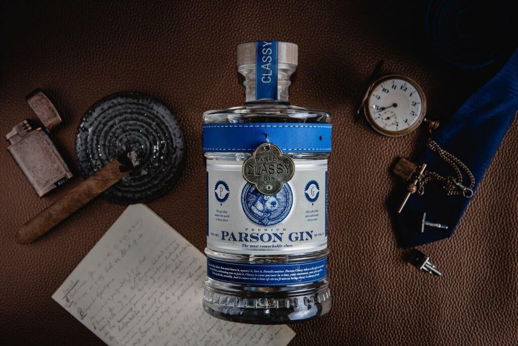 PARSON Classy Premium Gin