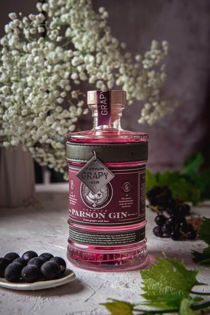 PARSON Grapy Premium Gin