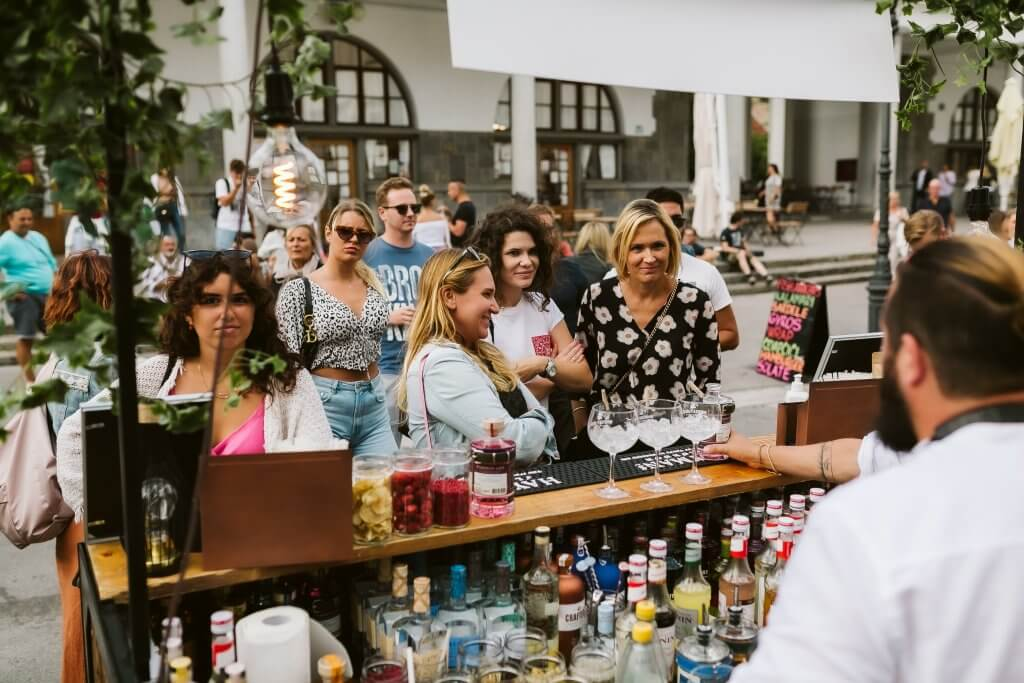 Gin festival Ljubljana